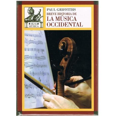 Griffiths, P Breve Historia de la Música Occidental
