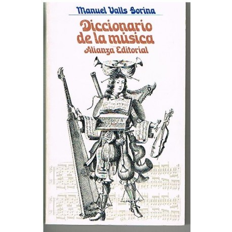 Valls Gorina, Manuel. Diccionario de la Música