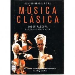 Pascual, Jos Guía Universal de la Música Clásica