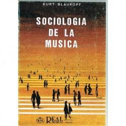 Blaukopf, Kurt. Sociología...