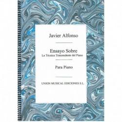 Alfonso, Jav Ensayo Sobre la Técnica Transcendente del Piano