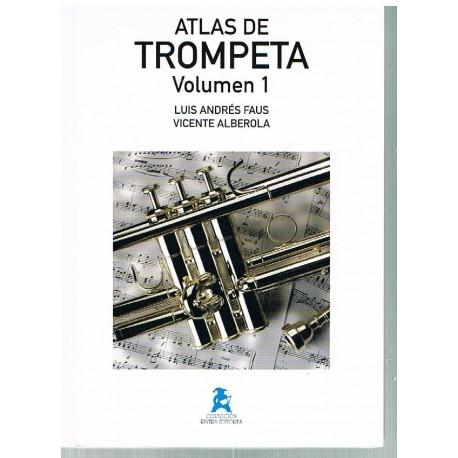Faus/Alberol Atlas de Trompeta Volumen 1