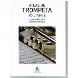 Faus/Alberol Atlas de Trompeta Volumen 2