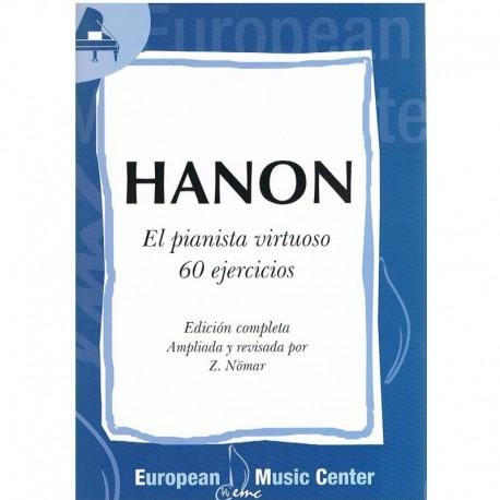 Hanon, Charles. El Pianista Virtuoso. 60 Ejercicios