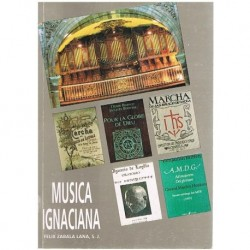 Zabala Lana, Felix. Musica Ignaciana