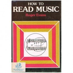 Evans, Roger How to Read Music