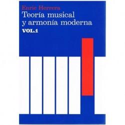 Herrera, Enric. Teoría Musical y Armonía Moderna Vol.1