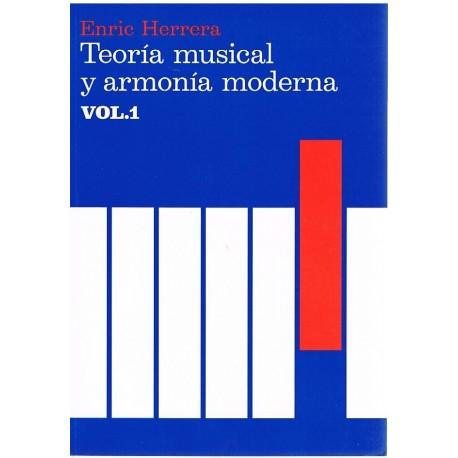 Herrera, Enric. Teoría Musical y Armonía Moderna Vol.1. Antoni Bosch