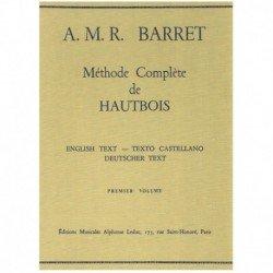Barret, A.M. Método...