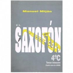 Miján, Manuel. El Saxofón 4ºC