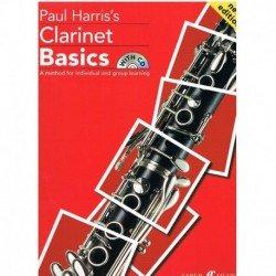 Harris, Paul. Clarinet...