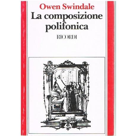 Swindale, Owen. La Composizione Polifonica. Ricordi