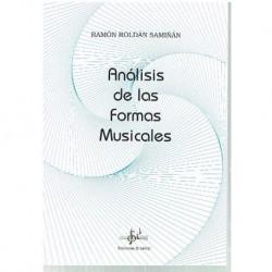 Roldán Samiñán. Análisis de las Formas Musicales