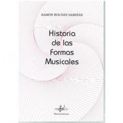 Roldán Samiñán. Historia de las Formas Musicales
