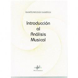 Roldán Samiñ Introducción al Análisis Musical
