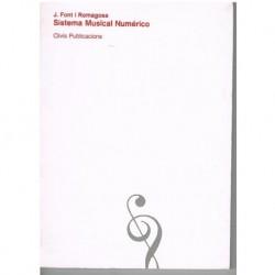 Font I Romagosa. Sistema Musical Numérico