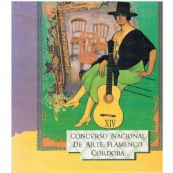 Varios. XIV Concurso Nacional de Arte Flamenco. Córdoba 1995