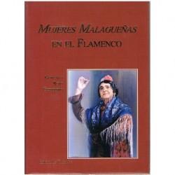 Rojo Guerrer Mujeres Malagueñas en el Flamenco