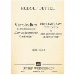 Jettel. Estudios Preliminares Vol.2