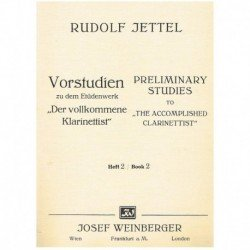 Jettel, Rudolf. Estudios...