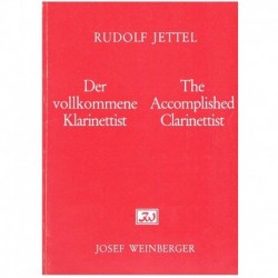 Jettel, Rudo El Clarinetista Virtuoso Vol.3