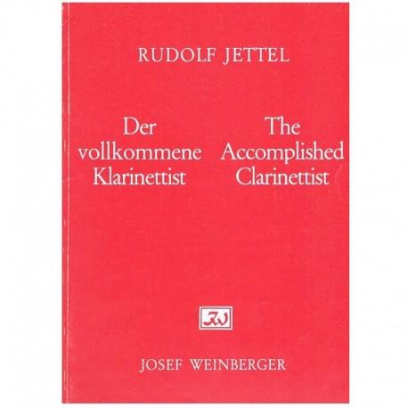 Jettel, Rudolf. El Clarinetista Virtuoso Vol.3