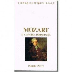 Pierre-Petit. Mozart o la...