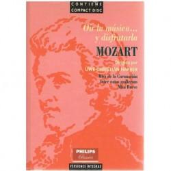 Christian Ha Oír la Música y Disfrutarla. Mozart (+CD)