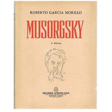García Morillo. Mussorgsky. Ricordi
