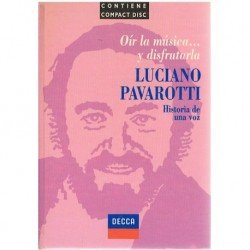 Fraga/Matamoro. Luciano Pavarotti. Historia de una Voz (+CD)