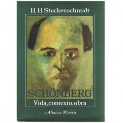 Stuckenschmidt. Schönberg....