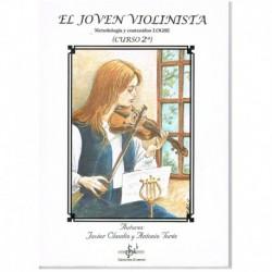 Claudio/Tore El Joven Violinista Vol.2