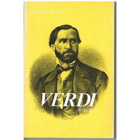 Pierre-Petit. Verdi. Antoni Bosch