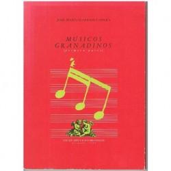 Garrido Lopera. Músicos Granadinos. Primera Parte