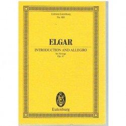 Elgar. Introducción y...