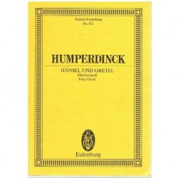 Humperdinck. Hansel y...