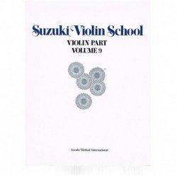 Suzuki Violin School Vol.9...