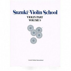 Suzuki Violin School Vol.9