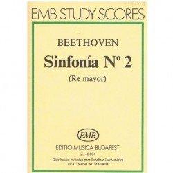 Beethoven. Sinfonía Nº2 Re...