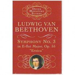 Beethoven. Sinfonía Nº3 MIb Mayor Op.55 Heroica (Full Score Bolsillo)