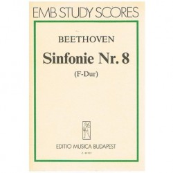 Beethoven. Sinfonía Nº8 Fa...