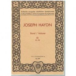 Haydn, Joseph. Sinfonías...