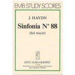 Haydn, Joseph. Sinfonía...