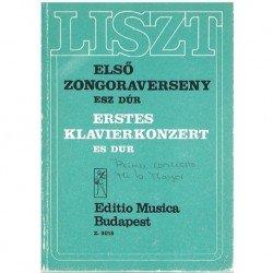 Liszt. Primer Concierto en...