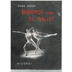 Kriner, Dora Ensayos Sobre el Ballet