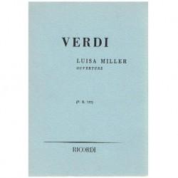 Verdi, Giuseppe. Luisa...