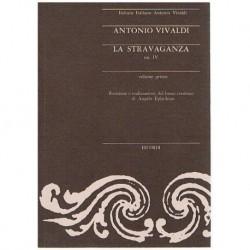 Vivaldi La Stravaganza Op.4 Vol.1 (Partitura de Bolsillo)