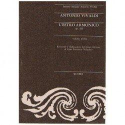 Vivaldi, Antonio. L'Estro...