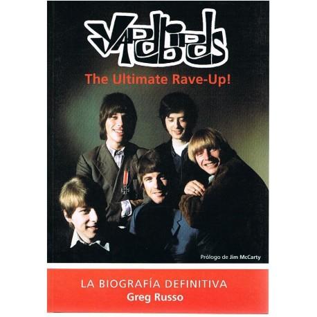 Russo, Greg. Yardbirds. The Ultimate Rave-Up!. La Biografía Definitiva