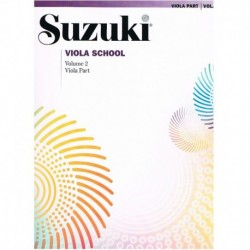Suzuki Viola School Vol.2